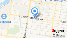 Станция 89 на карте