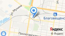 Сибресурс на карте