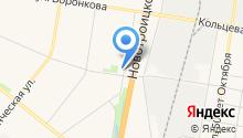 Благовещенский расчетно-кассовый центр на карте