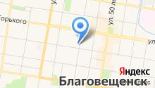 New Line на карте