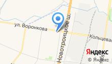 Авто City на карте