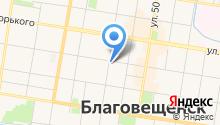 Ampersand на карте