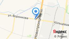 AVTORESURS Co, Ltd на карте