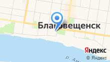 Дом на Набережной на карте