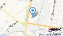 Оранж на карте