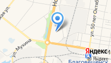 Авто Импульс - Предпусковые подогреватели Бинар 5, Теплостар на карте