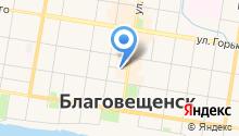PROСПОРТ на карте