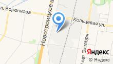 Hisense на карте