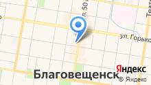 Action Box на карте
