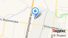 Bodymart на карте