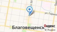 ZОО на карте