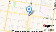 CIEL на карте