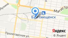 А-МИКС на карте