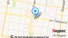 Hello! на карте