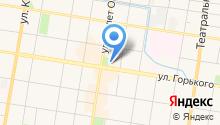 PozitiFF на карте