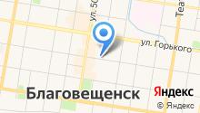 Super Stock на карте