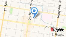 FreeLab на карте