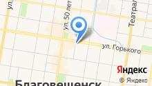 AmurWeb / Любимый интернет на карте