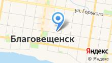 Prospect на карте
