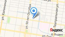 BlagAvtoSpa на карте