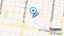 BECCA на карте