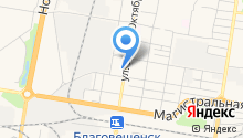 BlagBox на карте