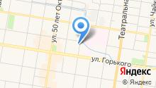 Harat`s Irish pub на карте