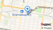 VedLogistic на карте