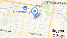 MADfish на карте