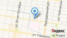 Med Personel на карте