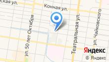 ProgRess на карте