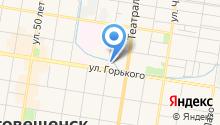GST на карте