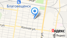 Компания по доставке сыпучих материалов на карте