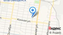 Rockpaint на карте