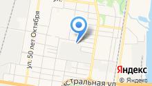 BANK`A на карте