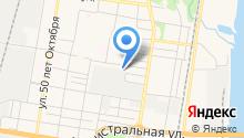 Alarm service на карте