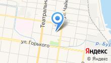 А-Сириус на карте