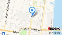 Авто Центр Самарагд на карте