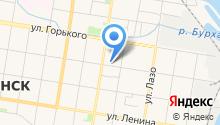 AmurKey на карте