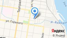 StartUP на карте