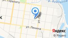 EmGoldex на карте