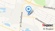 Siberian Service на карте