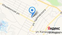 ДЖИП-РАЗБОР на карте