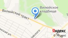 Центр оформления и страхования автомобилей на карте
