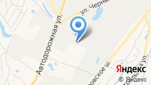 Пункт авторазбора на карте