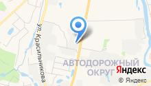 Internet14.ru на карте