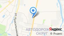 Romana на карте
