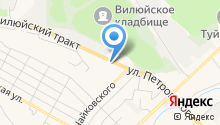 PROРЕМОНТ на карте