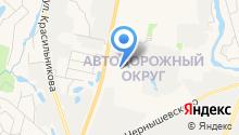 АвтоТехЦентр на Автодорожной на карте