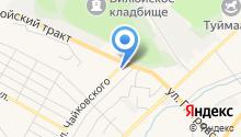 Моя тачка на карте
